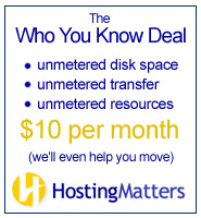 Hosted by Hosting Matters
