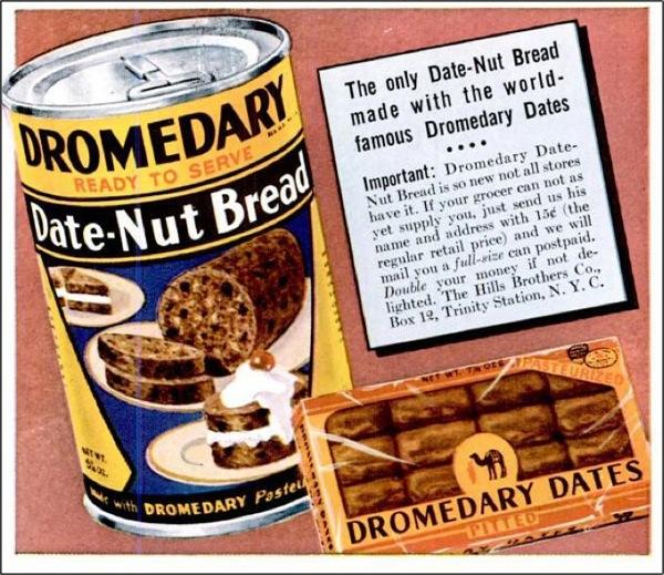 Chocolate Date Nut Bread Recipes