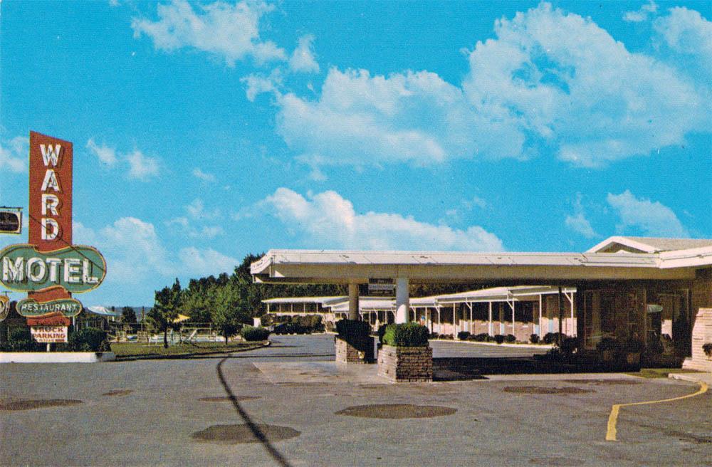 Ward Motel Benton Ar