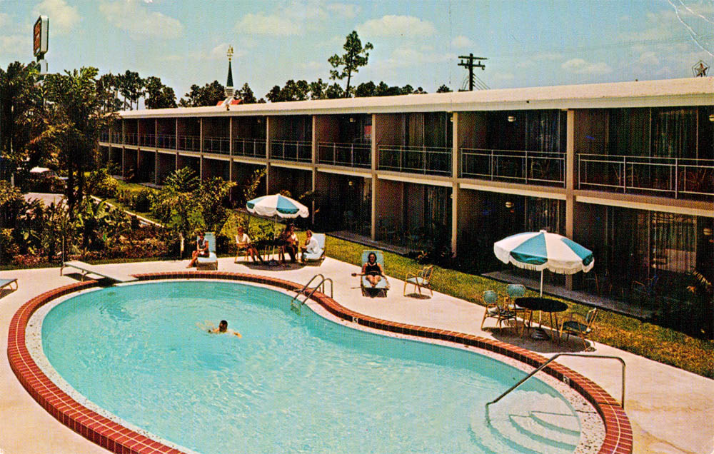Motel  Homestead Fl