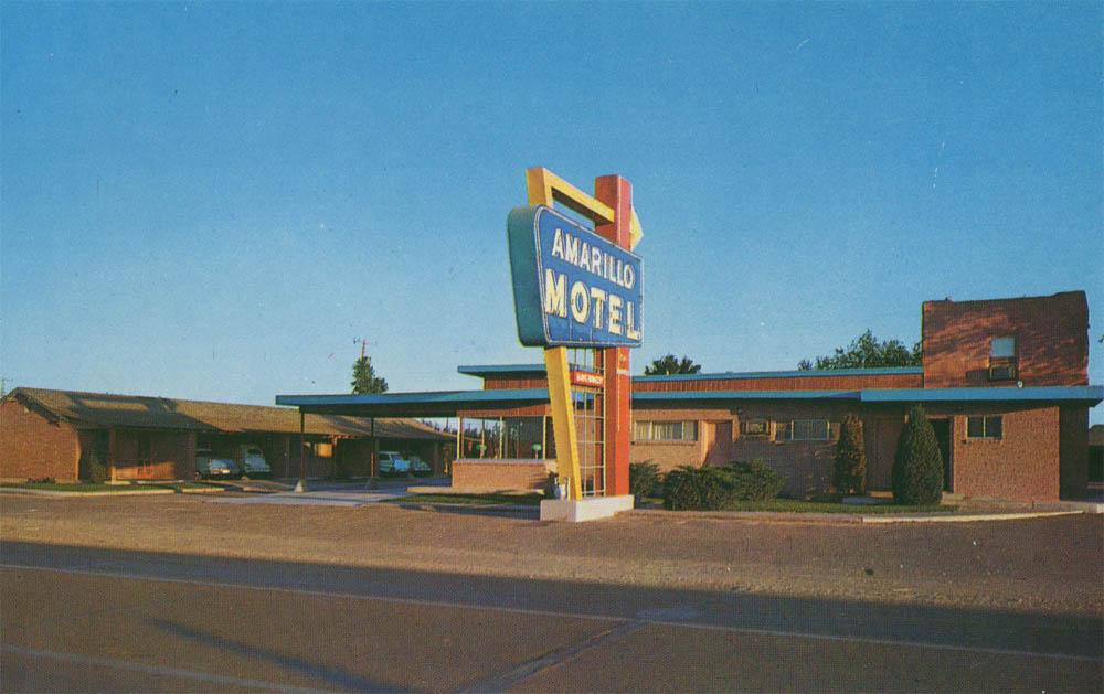 Motels In Amarillo Tx On I